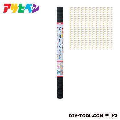 すべりどめマット C ホワイト 90×125 LF8-90