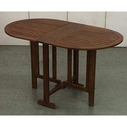 フォールディングオーバルテーブル   AC-DT120