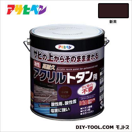 油性高耐久アクリルトタン用塗料 新茶 3kg