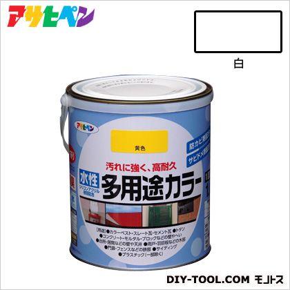 水性多用途カラー 白 1.6L