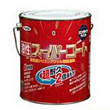 油性スーパーコート 白 1.6L