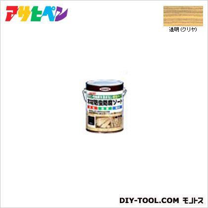 木材防虫防腐ソート 透明 1L