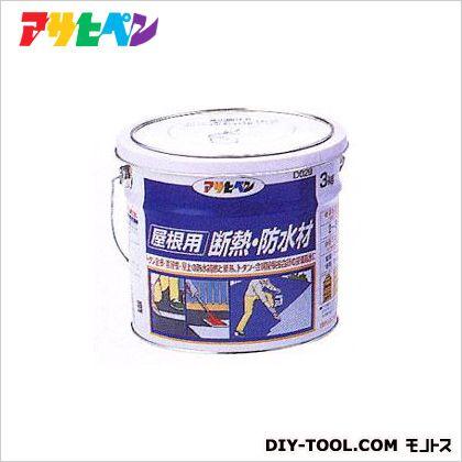 屋根用断熱・防水材 銀 3kg (D029)