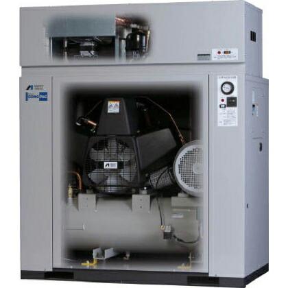 オイルフリーコンプレッサ 単相100V  0.75KW 単相100V 50Hz CFP07C8.5DC5