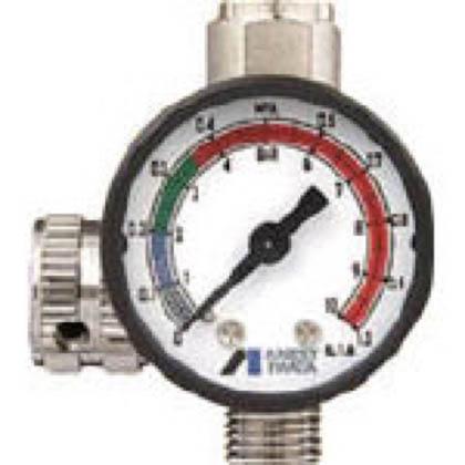 ストレートタイプ手元圧力計 (AJR02SVG)