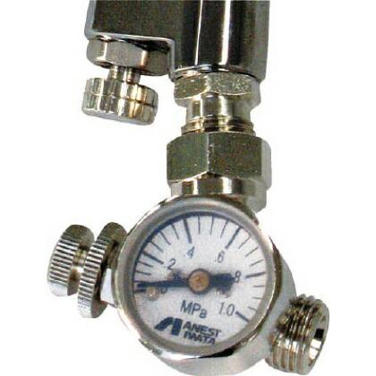 ロータリー式手元圧力計 (AJR02LVG)