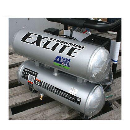 オイルフリー式エアーコンプレッサーEX-LITE   FX9017
