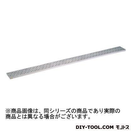 アルミ製足場板 全長1m (ALT-10C-G)