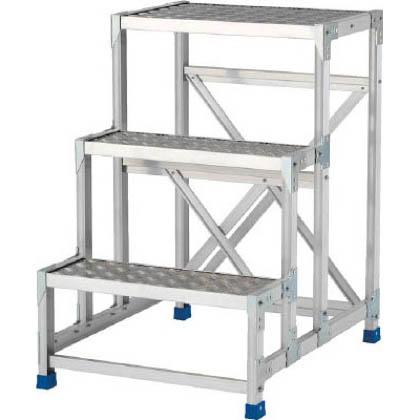 作業台(天板縞板タイプ)3段   CSBC-396S 1 台