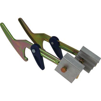 はしご用ロック金具   JXVP4L 1 セット