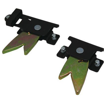 アルインコ はしご用ロック金具   MDP4L 1 セット