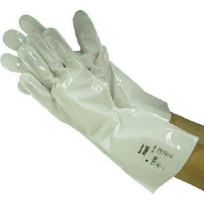 耐溶剤作業手袋 バリア  L 2-100-9