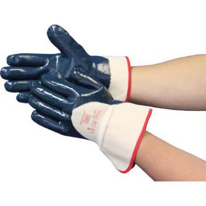 アンセル 作業用手袋 ハイクロン背抜きタイプ M 276078 1双