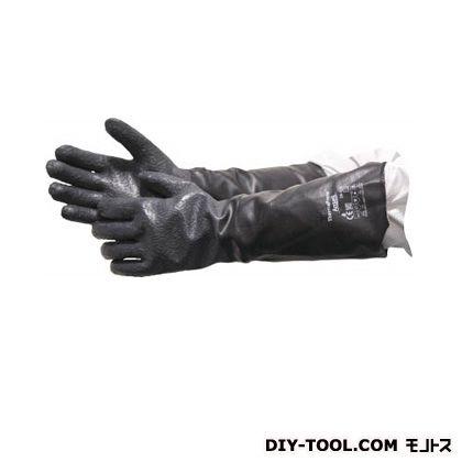 耐熱手袋 スコーピオショート ブラック M NO19-024-8