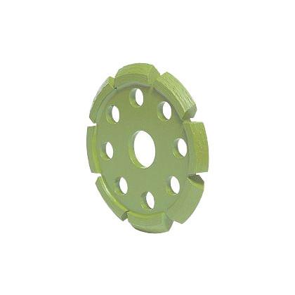 ライトグリーンUカッター  100x10x20mm(5R)