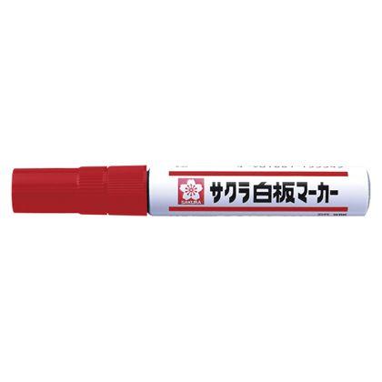 サクラクレパス 白板マーカー中字用 赤  WBK#19  本