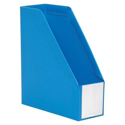 ボックスファイル ブルー (AD-2650-10)
