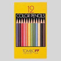 アケボノクラウン 色鉛筆紙箱12色NA   CQ-NA12C