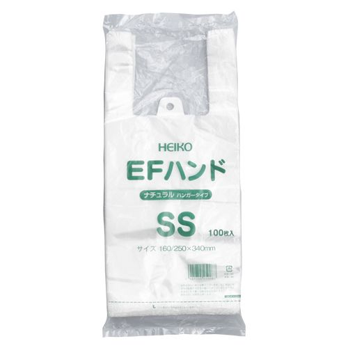 EFハンド SS ナチュラル 半透明 (6645921)