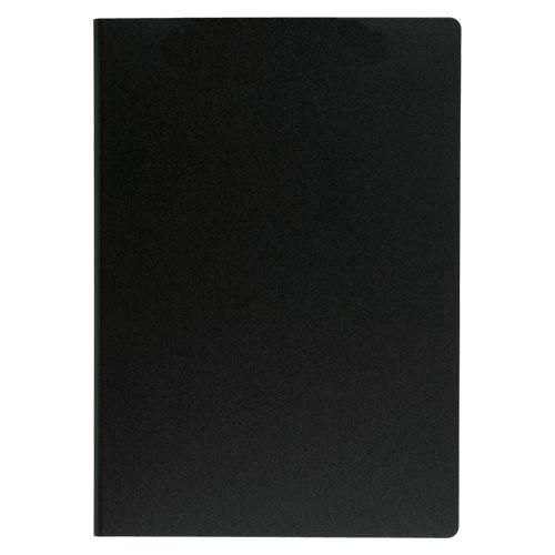 クリップファイル 発泡美人 ブラック  FB-2036