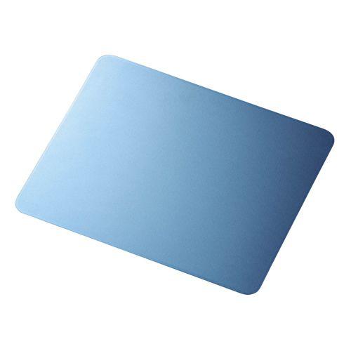 エレコム 光学センサー対応マウスパッド ブルー  MP-065ECOBU