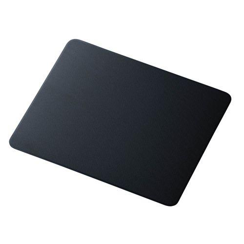 エレコム 光学センサー対応マウスパッド(黒) ブラック  MP-065ECOBK2