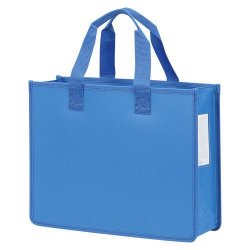サクラクレパス ノータムオフィス・トートバッグJ ブルー  UNT-A4J#36