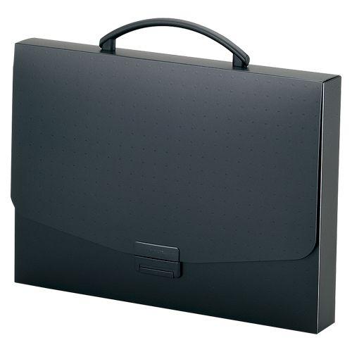 リヒトラブ バッグ A4 黒  A-5005-24