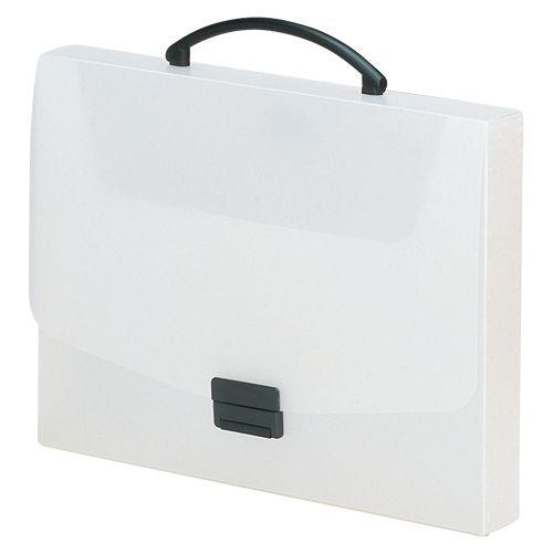 リヒトラブ バッグ A4 乳白  A-5005-1