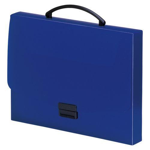 リヒトラブ バッグ A4 藍  A-5005-11