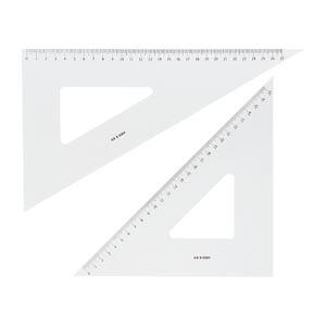 井上製作所 三角定規 30cm   ILS S-3301