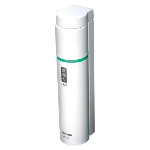 東芝 東芝LED常備灯(乾電池別)単1形2本用   KFL-124