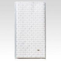 シモジマ 包装紙 半才コート マドンナリリー 銀  2303601