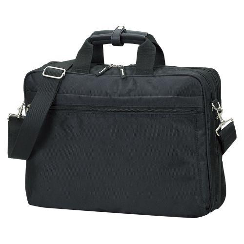 クラウン カジュアルビジネスバッグ 黒  CR-BB741-B