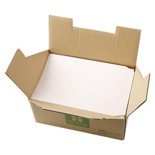 カラー上質封筒角2・500枚 サクラ  02310