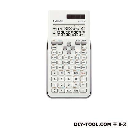キヤノン 関数電卓 6972B0001   F-715SA WH