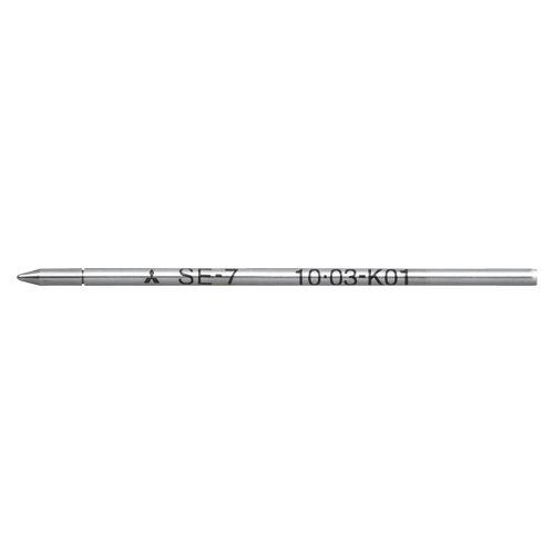 三菱鉛筆 油性BP替芯 SE-7 24 黒  SE7.24