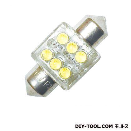 GR-LEDルームバルブホワイト 6灯   GRX-13