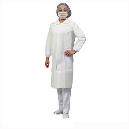 AZ CLEAN(R) 白衣マスク帽子3点セット(面ファスナー)  LL AZCLEAN1302-LL