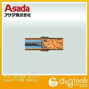 グリースカッタ36 φ10・13・16mmワイヤ用   48616