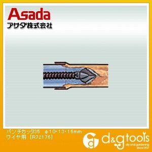 パンチカッタ35 φ10・13・16mmワイヤ用 (R72176)
