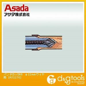 パンチカッタ65 φ22mmワイヤ用 (R72276)