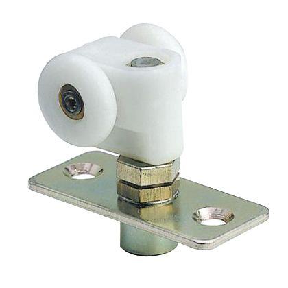 吊り車 乳白色・クロメート (HD-22 079122)
