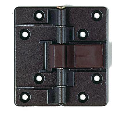 収納折戸用丁番 GB  HD-35N 079049 3 個