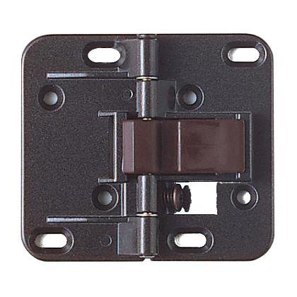 収納折戸用丁番 GB (HD-38 079145) 3個