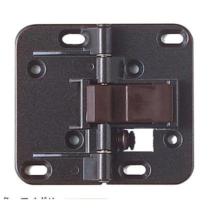 収納折戸用丁番 アイボリー (HD-38 079146) 3個