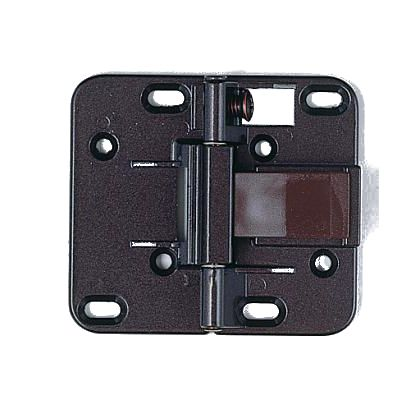 収納折戸用丁番 GB (HD-50 080695) 3個