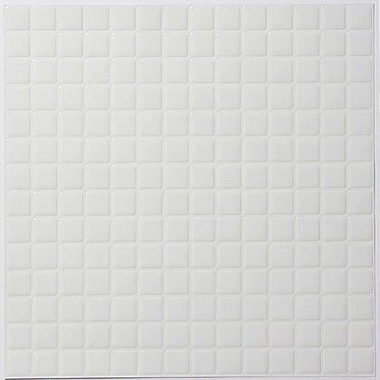モザイクタイルシール L ホワイト 約縦31×横31×厚み0.12(cm) MT-102