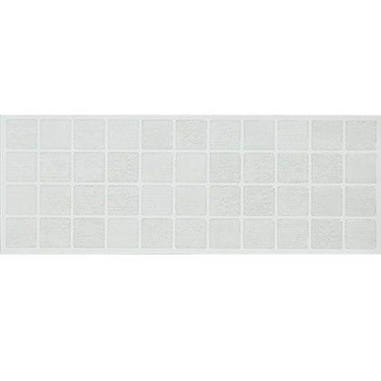 モザイクタイルシール レース 約縦13.4×横37.6×厚み0.12(cm) MT-009