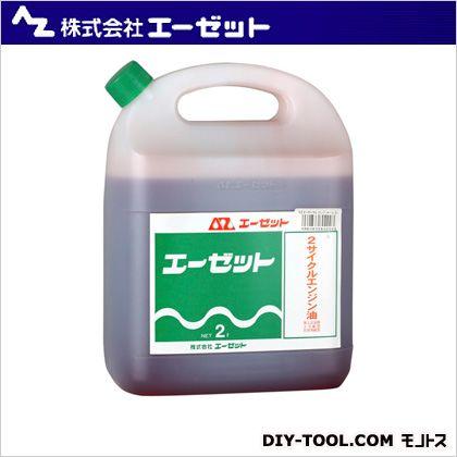 エーゼット 2サイクルエンジンオイル  2L 802